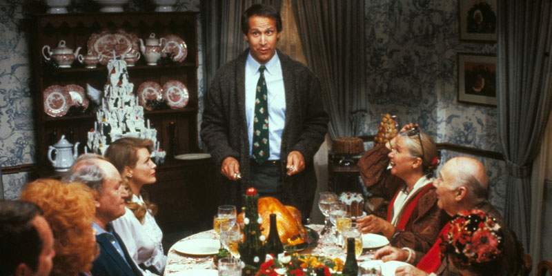 a griswold family christmas movie