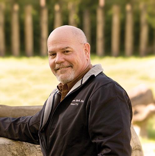 2013 Wacoan of the Year, Jim Fleshman