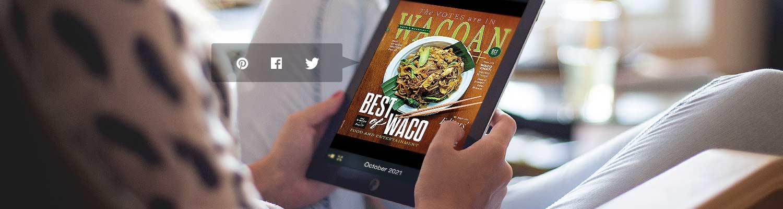 Wacoan Oct 2021 Digital Magazine